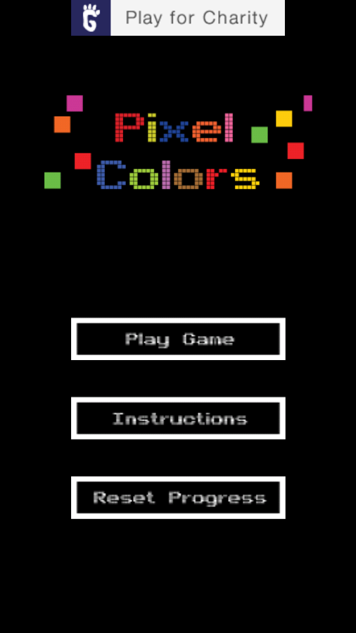 Pixel Colors - screenshot