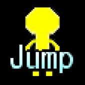 Jumping YellowMan