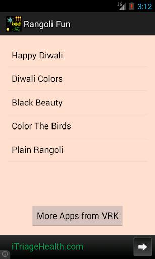 Rangoli Fun
