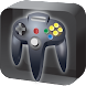 N64droid - Nintendo64 Emulator image