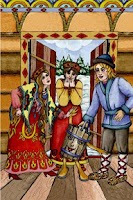 Screenshot of Детские книги - сказки: Емеля