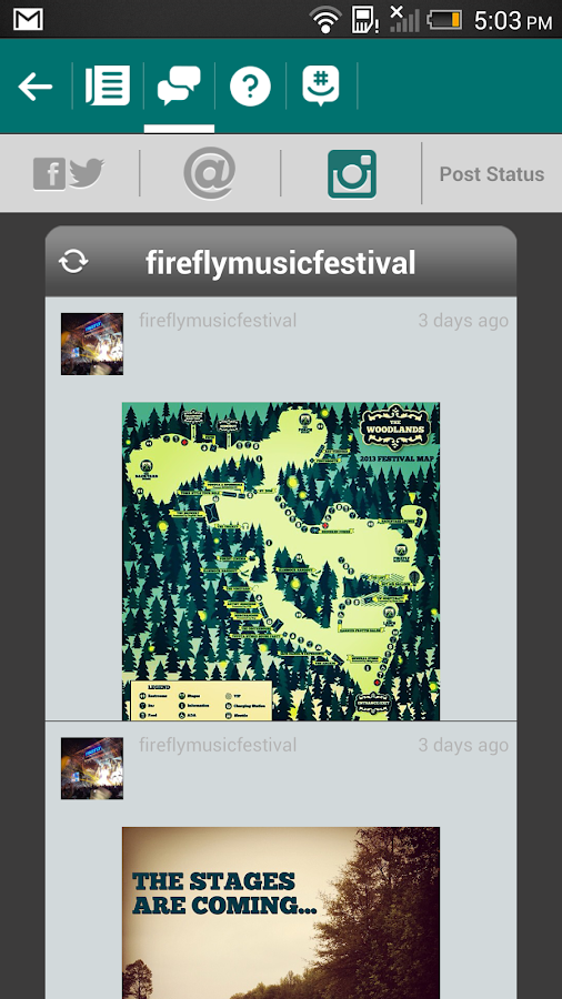 Firefly Music Festival - screenshot