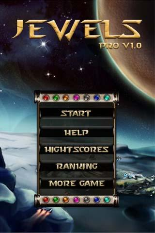 Jewels Pro Deluxe - screenshot