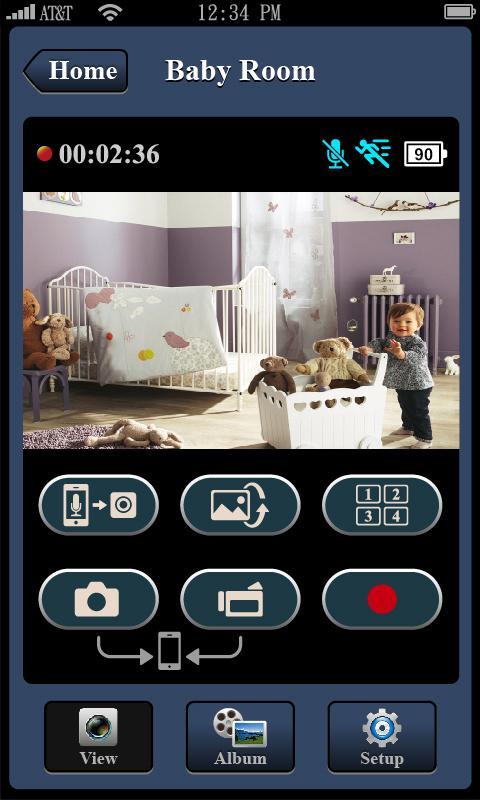 Unieye Drive- screenshot
