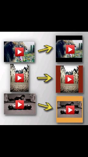 Video Squarer