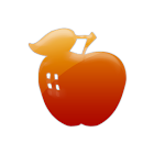 Fruits vegetables seasons icon