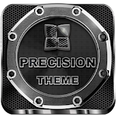 Next Launcher Theme Precision