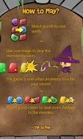 Screenshot of Patengah: Magic Jewels