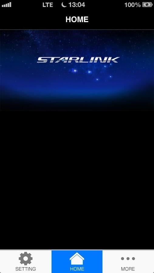 SUBARU STARLINK - screenshot