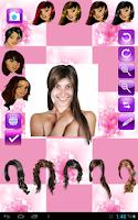 Screenshot of Smart Hairstyle, Hair Styler