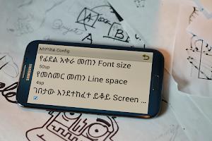 Screenshot of Amharic & KJV Bible ,Ethiopian