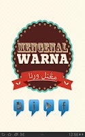 Screenshot of Mengenal Warna (Bahasa Arab)