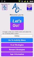 Screenshot of Let's Go!