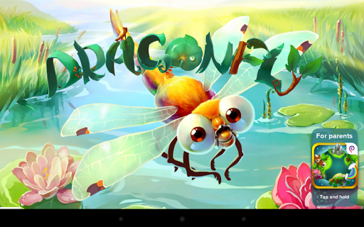 Dragonfly learning game