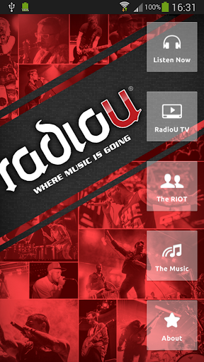 RadioU – Where Music Is Going