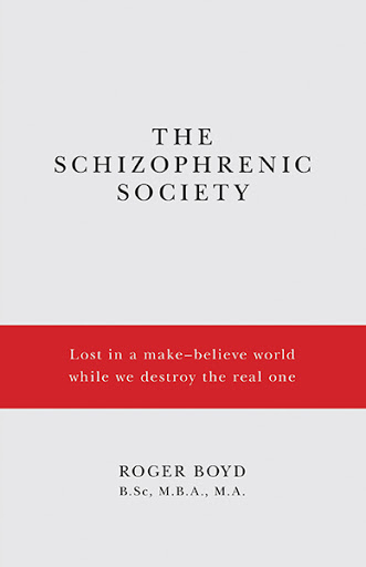 The Schizophrenic Society cover