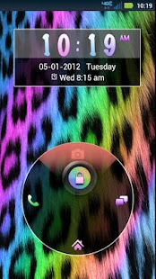 Go Locker Rainbow Cheetah- screenshot thumbnail