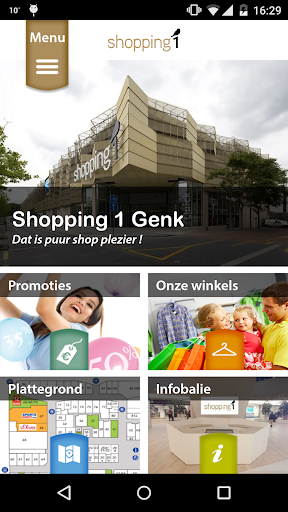 SHOPPING 1 GENK