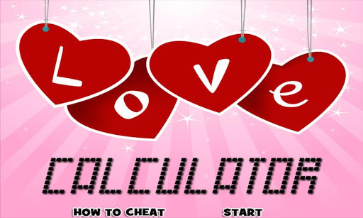 Love Calculator Prank