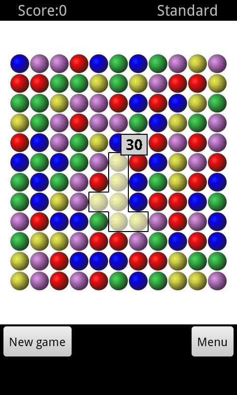 Bubble Breaker AdFree- screenshot