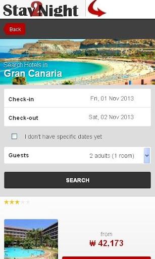 Gran Canaria Hotel finder
