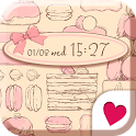 Cute wallpaper★La Patisserie icon