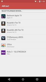 AllCast Premium Screenshot 8