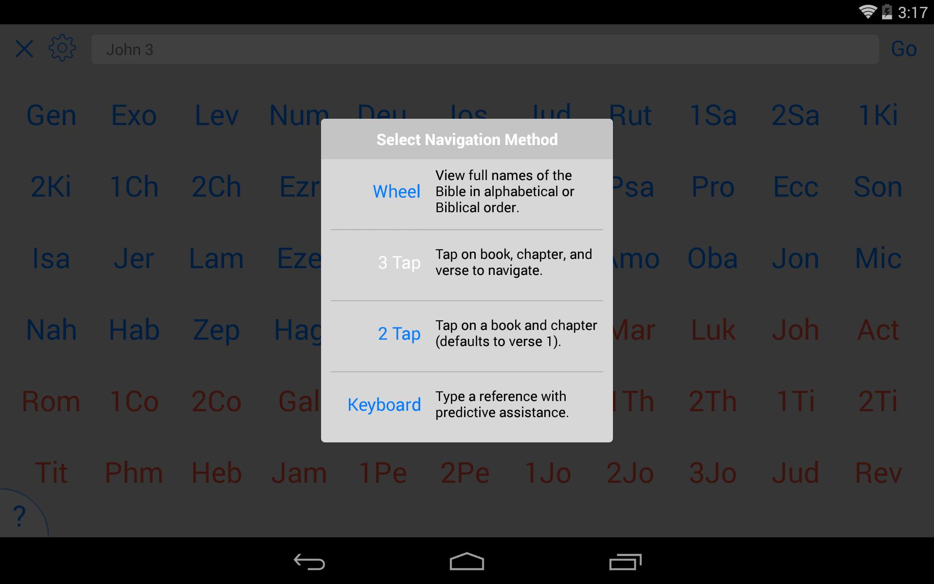 NLT Bible screenshot #19