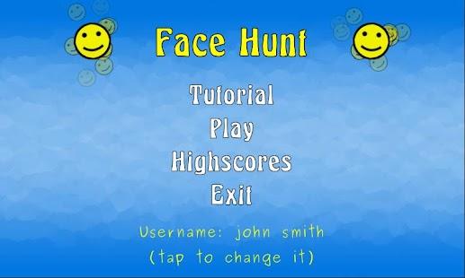 FaceHunt- screenshot thumbnail