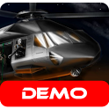 ★ Stealth Chopper Demo 3D ★ icon