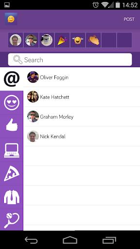 玩社交App|Emojicate -Emoji Only Chat App免費|APP試玩