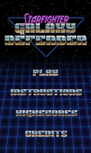 Starfighter Galaxy Defender