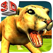 Cougar Simulator 3D