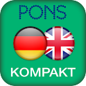 PONS CONCISE German<>English logo