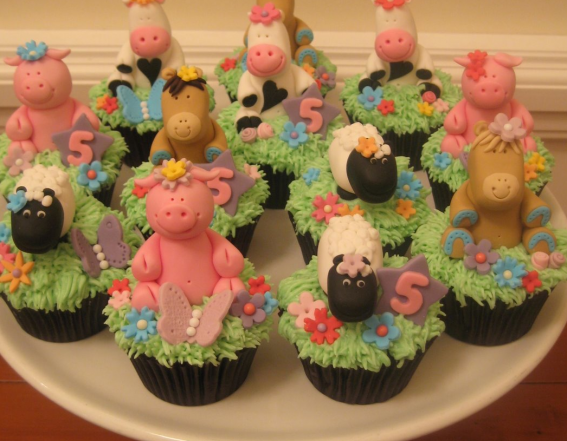 Cupcake decorating ideas- screenshot