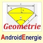 Geometrie planar icon