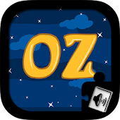 Wizard of OZ Audiobook Puzzle