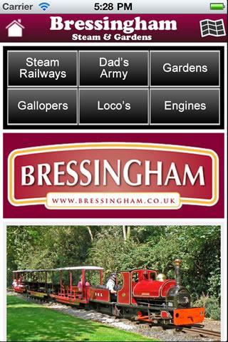 Bressingham Steam and Gardens