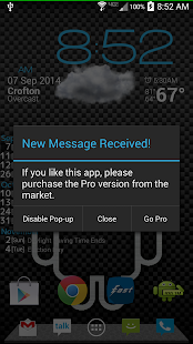 SMS WakeUp- screenshot thumbnail
