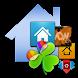 ADW Apex GO Theme Honeycomb
