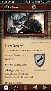 A Game of Thrones Guide- screenshot thumbnail