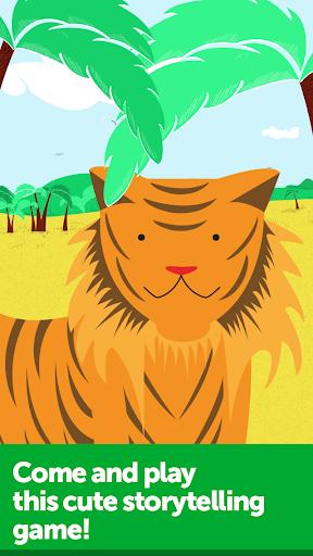 ペッパ 虎の話子供のための 3歳本の