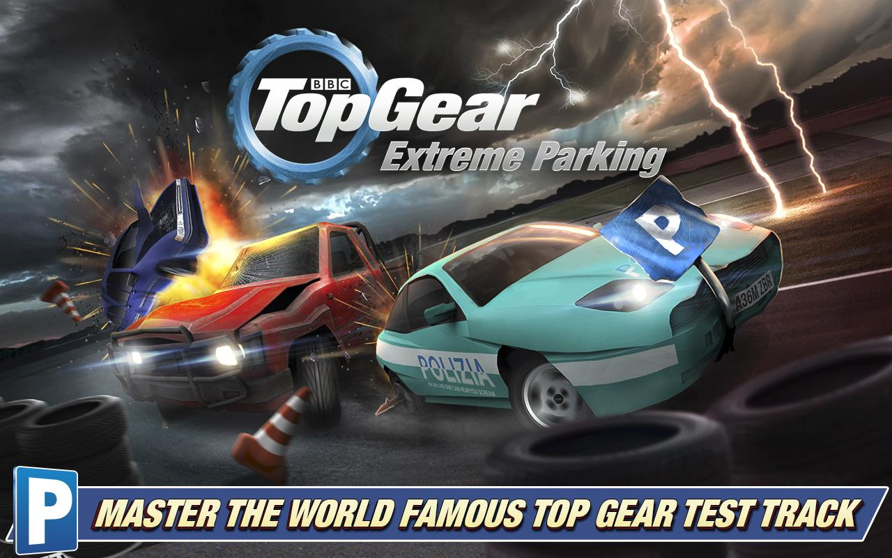 Top Gear - Extreme Parking- screenshot