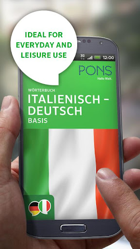 Wörterbuch Italienisch BASIS