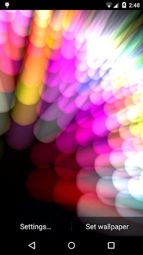 Light Wall 3D Live Wallpaper