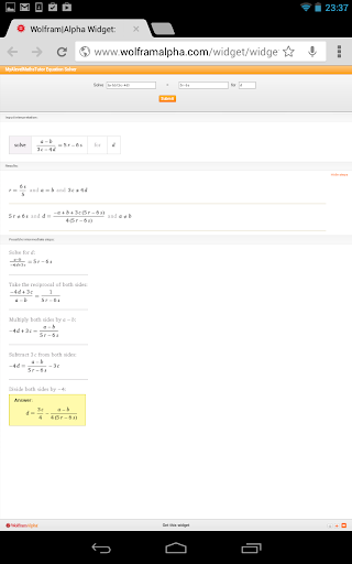 玩教育App|Equation Solver & Simplifier免費|APP試玩
