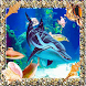 Sea Dolphin 2D Live Wallpaper