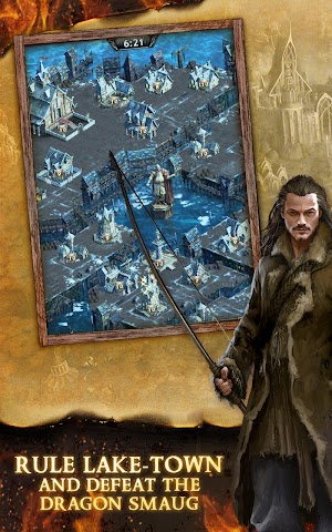 android Hobbit: King. of Middle-earth Screenshot 14