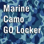 GO Locker Marine Camo Military