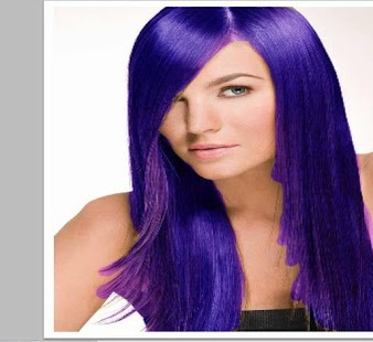 玩攝影App|頭髮顏色圖片換免費|APP試玩